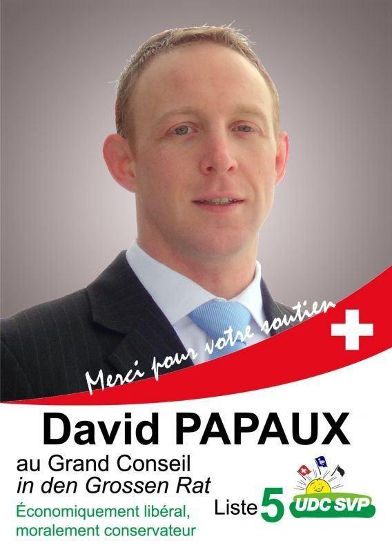 David Papaux David Papaux PapauxDavid Twitter