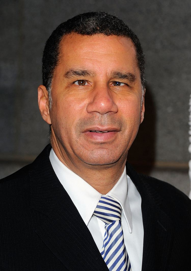 David Paterson David Paterson Doesn39t Think We Should Underestimate
