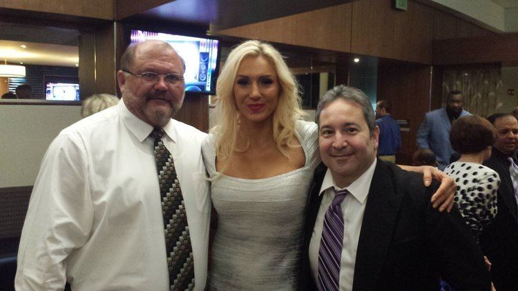 David Penzer David Penzer on Twitter Backstage at WWE Hall of Fame with my old