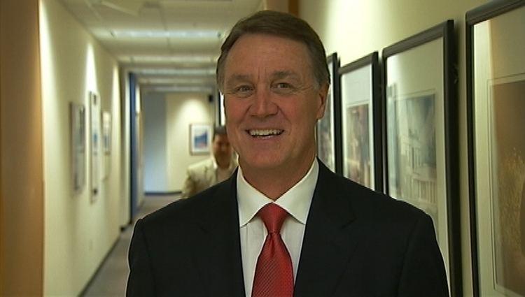 David Perdue David Perdue leads exclusive poll for Republican
