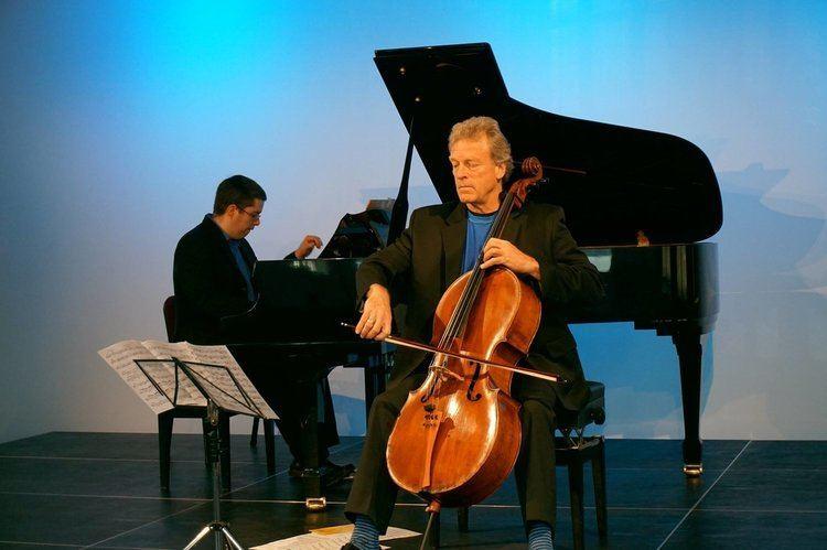 David Pereira Recital with David Pereira cello ANU School of Music Canberra