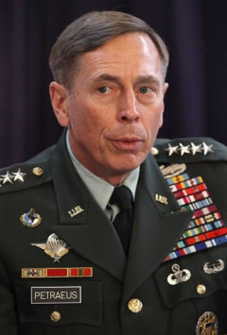 David Petraeus Friend mails fake grenade to Petraeus NY Daily News