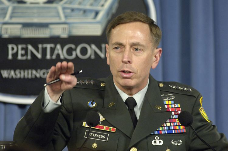 David Petraeus David Petraeus Wikipedia the free encyclopedia