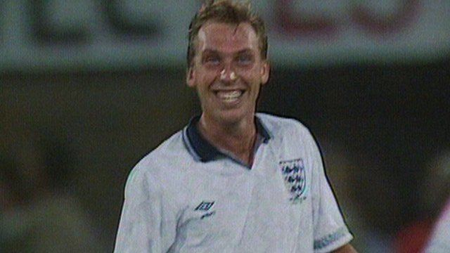 David Platt (footballer) BBC Sport World Cup 1990 David Platt39s brilliant volley