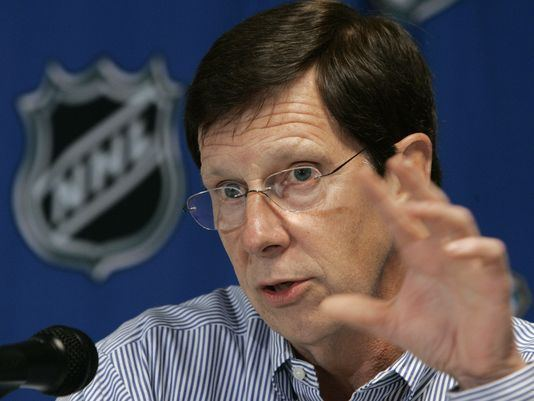 David Poile GM David Poile has no sight in his right eye