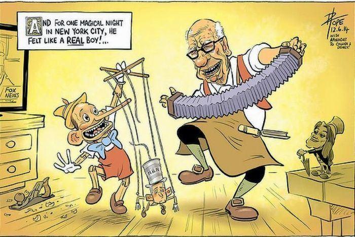 David Pope (cartoonist) Two types of people australia