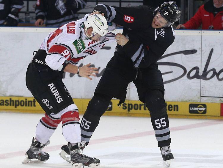 David Printz Abrissbirne Printz rumt weiter in Franken ab Eishockey