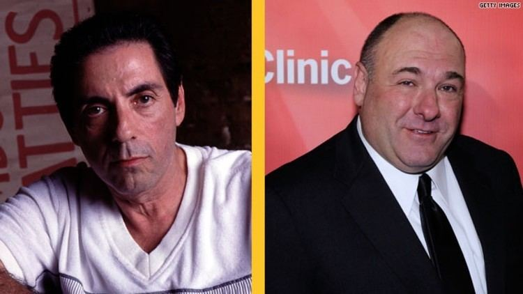 David Proval Sopranos costar remembers James Gandolfini HLNtvcom