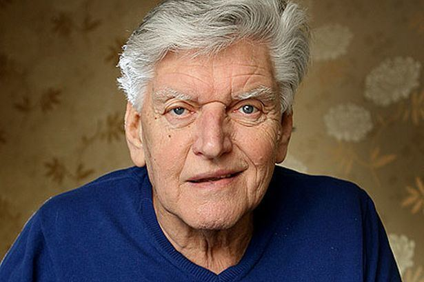 David Prowse Darth Vader star David Prowse clear of cancer Mirror Online