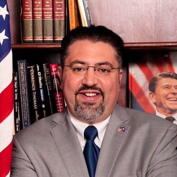 David Ramadan Del David Ramadan vocal critic of Dulles Greenway tolls