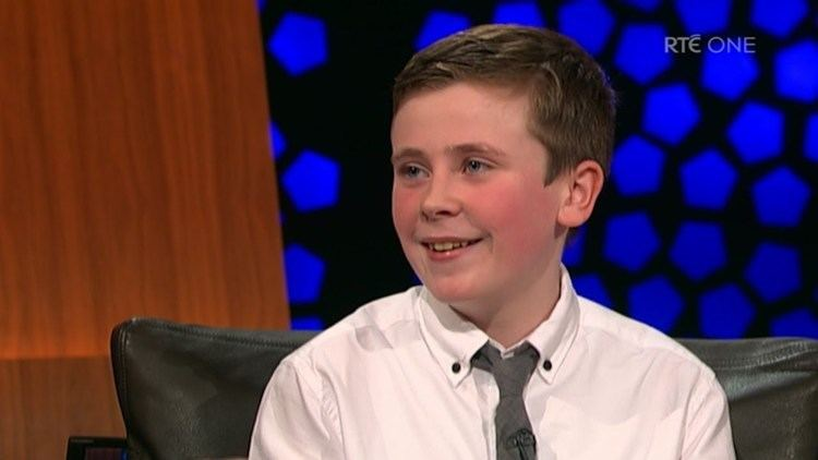 David Rawle Moone Boy39 star David Rawle gets some words of advice from