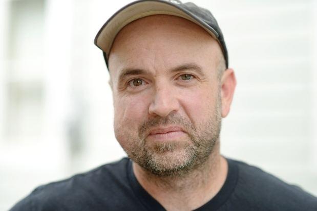 David Ridgen Dave Brown Awardwinning filmmaker David Ridgen gets ready to shoot