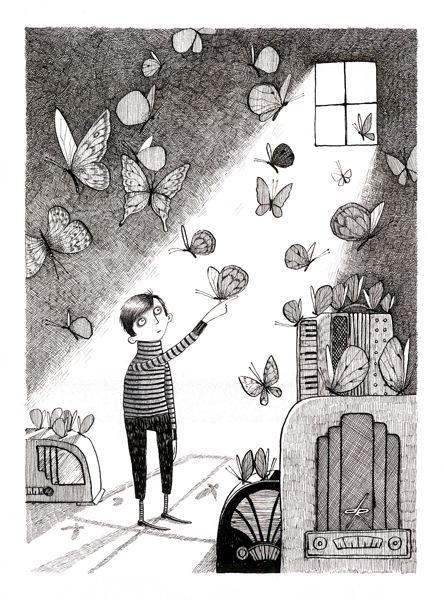 David Roberts (illustrator) Illustrationlove this style Awesome Art Pinterest