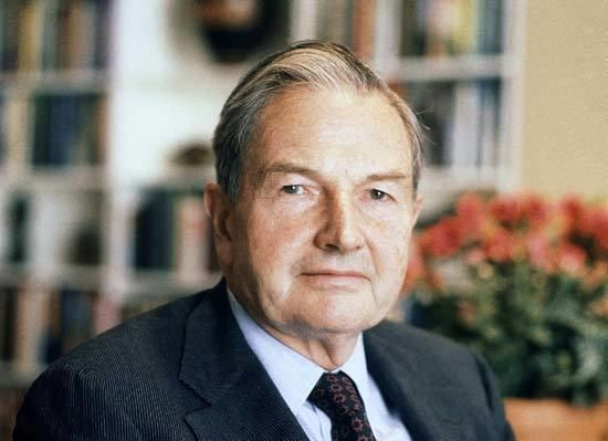 David Rockefeller David Rockefeller American banker Britannicacom