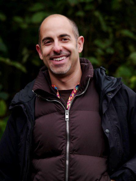 David S. Goyer David S Goyer Wrote MAN OF STEEL quotAs If It Were Realquot in