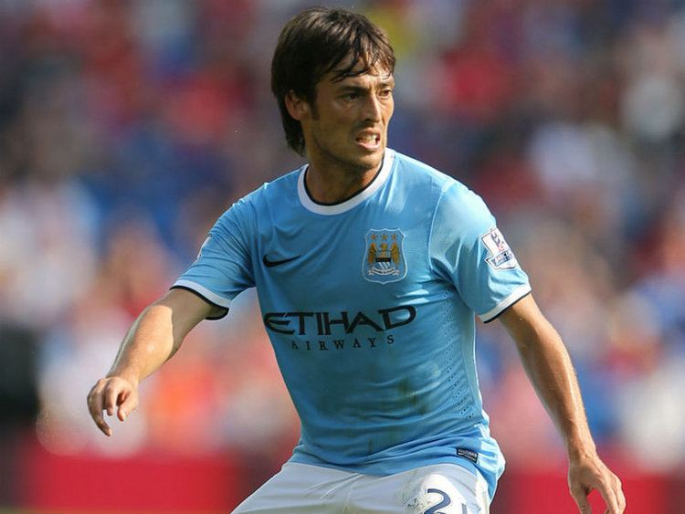David Silva David Silva Manchester City Player Profile Sky Sports Football