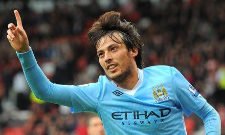 David Silva David Silva confirms desire to extend contract at
