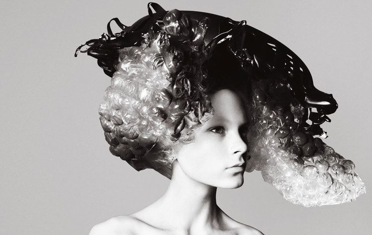 David Sims (photographer) David Sims Photographer Lost Hairdressers Lost