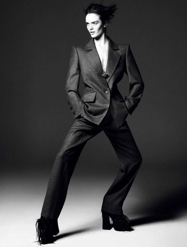 David Sims (photographer) Sam Rollinson by David Sims for Vogue Paris August 2013