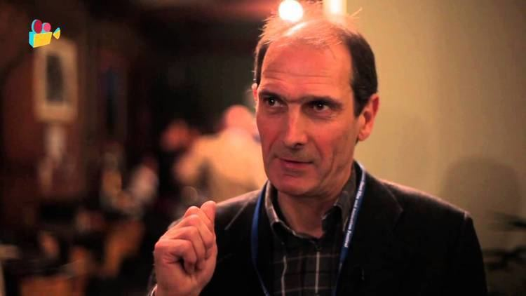 David Sproxton David Sproxton Interview Co Founder Aardman Animations