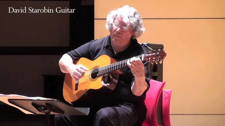 David Starobin David Starobin Boston GuitarFest 2010 YouTube
