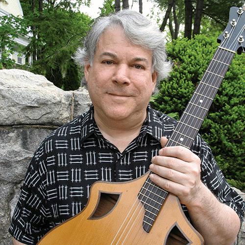 David Starobin David Starobin An interview with the classical guitarist and