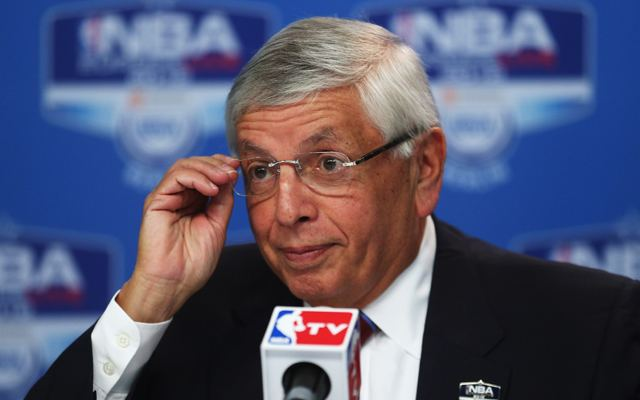 David Stern David Stern believes NBA will test for HGH by next season