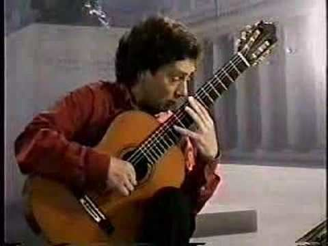 David Tanenbaum David Tanenbaum plays Takemitsu Part 1 YouTube