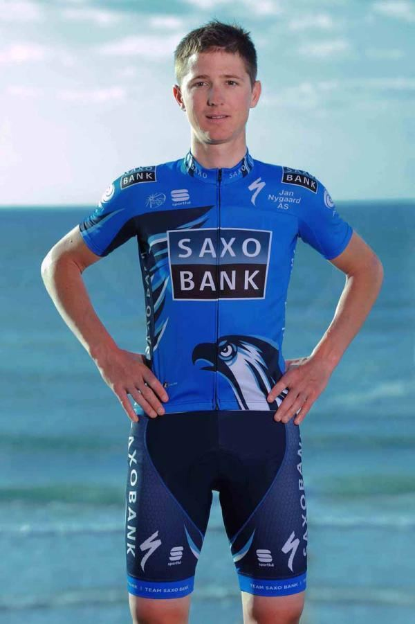 David Tanner Tanner primed for new beginning at Blanco Pro Cycling