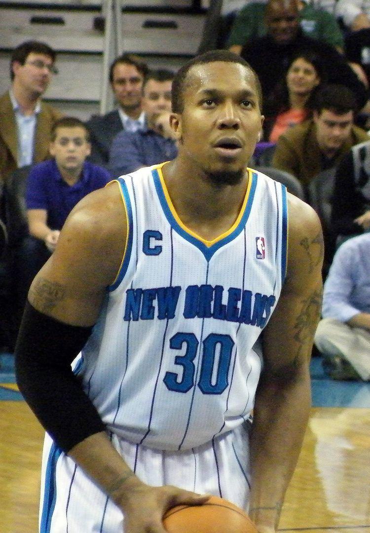 David West (basketball) David West basketball Wikipedia