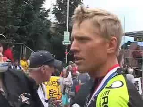 David Wiens Lance Armstrong finishes 2nd in Leadville 100 YouTube