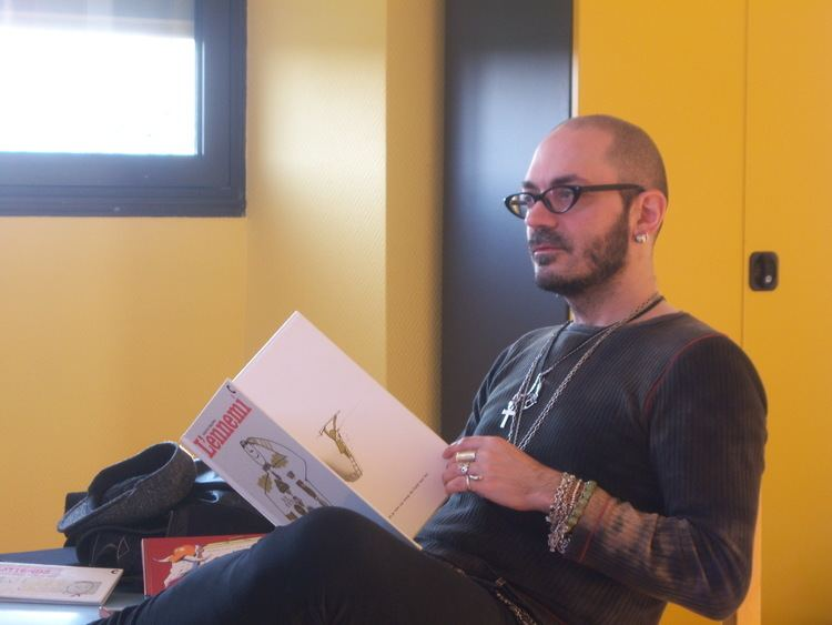 Davide Cali Un auteurillustrateur jeunesse Davide Cali a rencontr