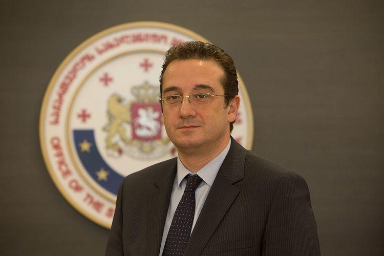 Davit Bakradze (born 1975) Davit Bakradze born 1975 Wikipedia