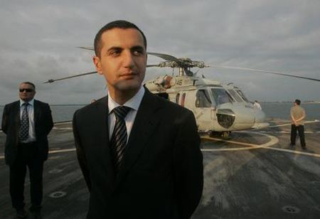 Davit Kezerashvili Davit Kezerashvili Georgia39s Most Wanted Walks Free with