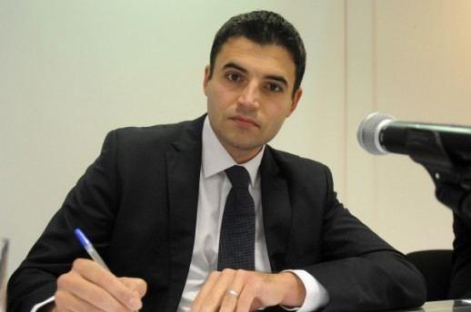 Davor Bernardic Davor Bernardi kandidat SDPa za zagrebakog