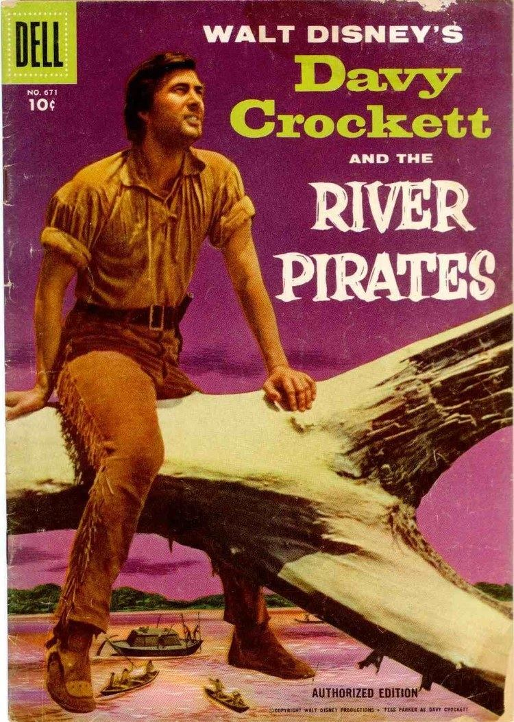 Davy Crockett and the River Pirates DAVY CROCKETT AND THE RIVER PIRATES YouTube