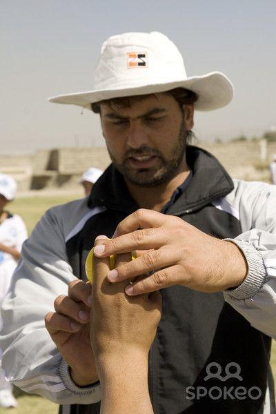 Dawlat Ahmadzai (Cricketer) in the past