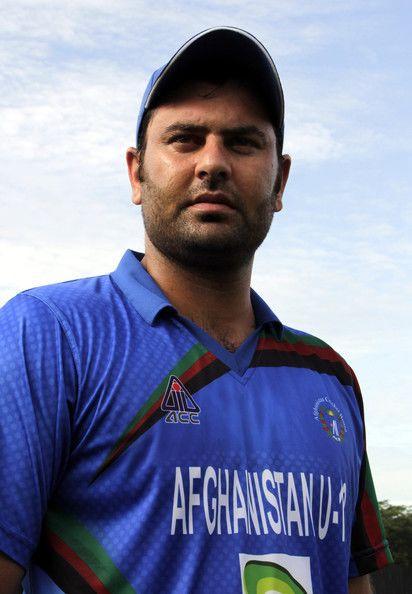 Dawlat Ahmadzai (Cricketer)