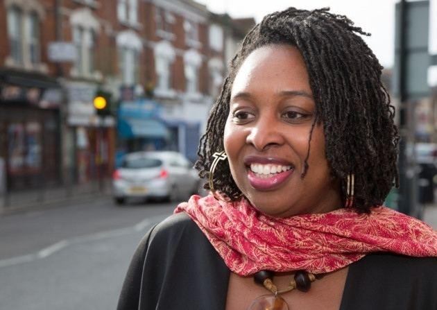 Dawn Butler Brent MP Dawn Butler becomes an internet sensation after