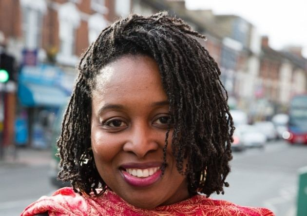 Dawn Butler Labour candidate Dawn Butler wins Brent Central seat