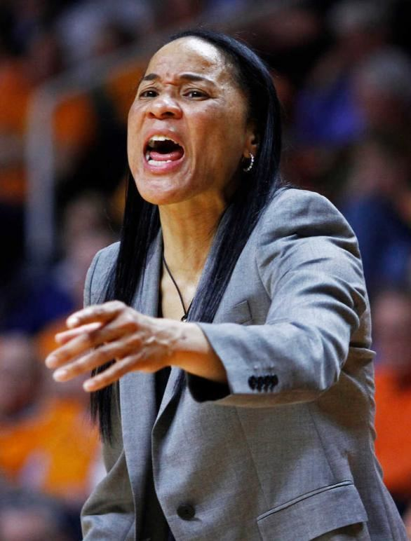 Dawn Staley Michaux Gamecocks39 Dawn Staley finds success at every