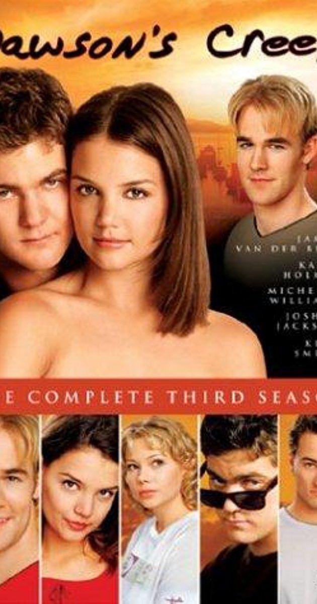 Dawson's Creek Dawson39s Creek TV Series 19982003 IMDb