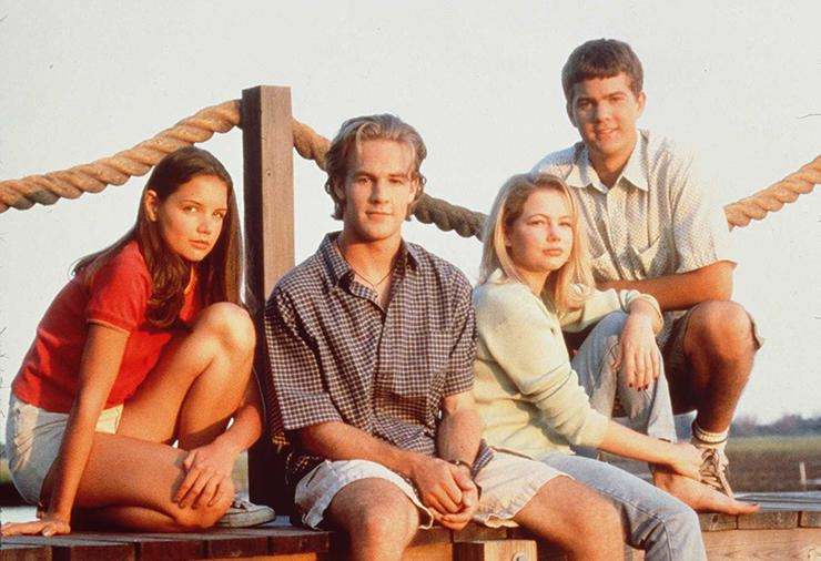 Dawson's Creek Dawson39s Creek TV Show News Videos Full Episodes and More