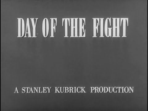 Day of the Fight Day of the Fight Stanley Kubrick USA 1951 YouTube