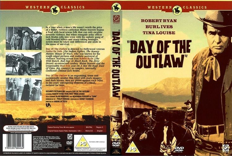 Day of the Outlaw Gary Dobbs at the tainted archive Classic Flicks Day of the