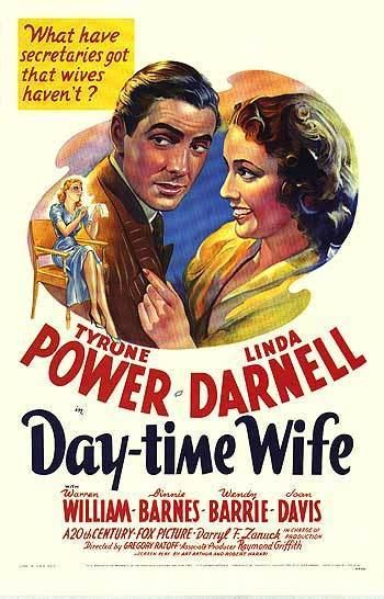 Day-Time Wife DayTime Wife movie posters at movie poster warehouse moviepostercom