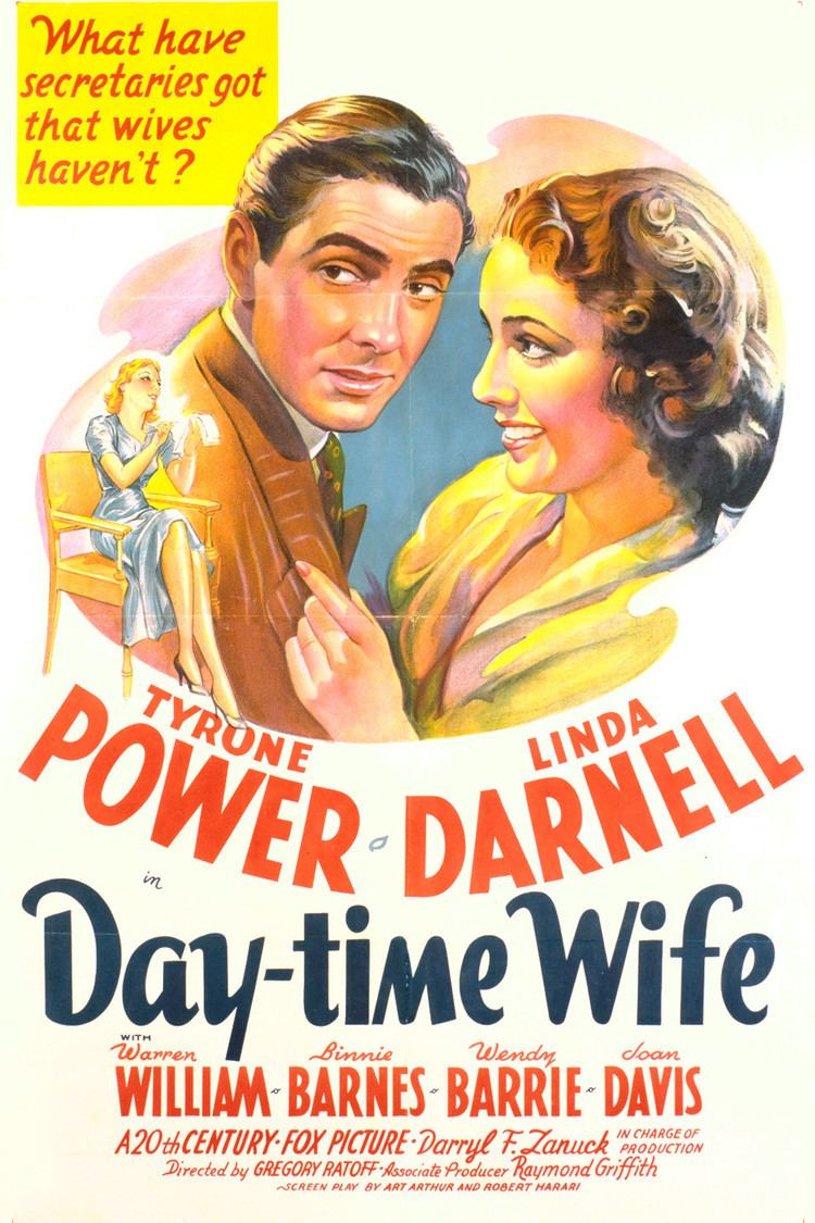 Day-Time Wife wwwgstaticcomtvthumbmovieposters54412p54412