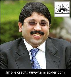 Dayanidhi Maran Dayanidhi Maran Biography About family political life awards won