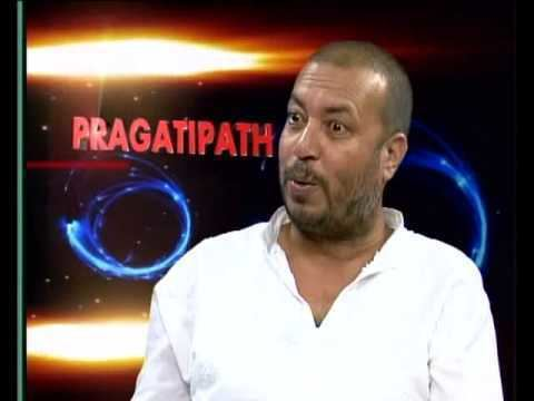 Dayaram Dahal Pragatipath with Film Director Dayaram Dahal YouTube