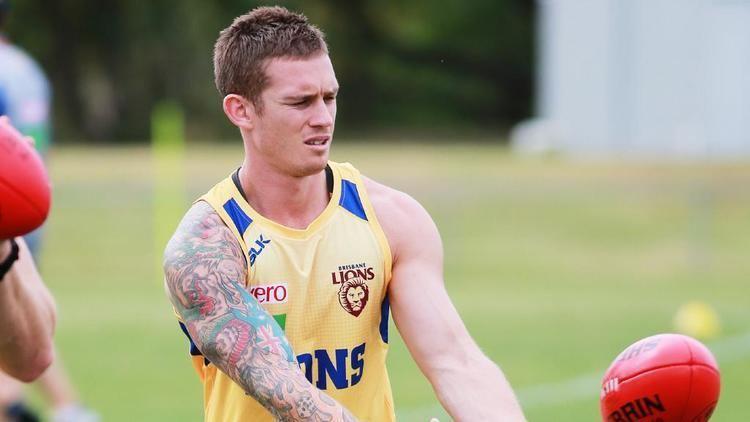Dayne Beams Brisbane Lions name Dayne Beams captain for 2017 AFL season The